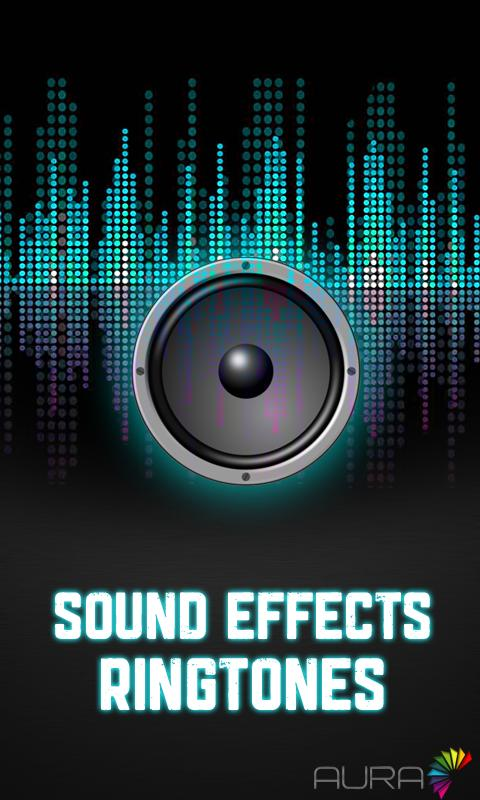 Sound Effects Ringtones - screenshot