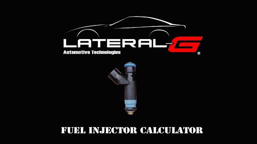 Fuel Injector Flow Calculator