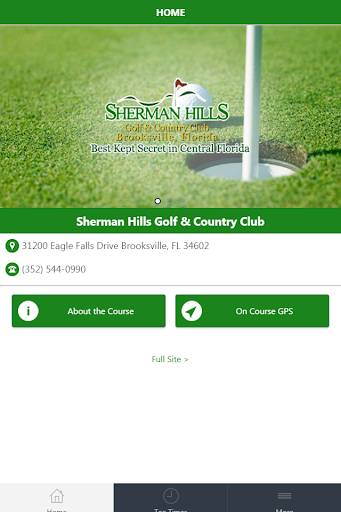 Sherman Hills Golf Club|玩運動App免費|玩APPs