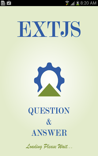 EXTJS Question Answer