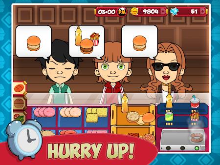 My Burger Shop - Fast Food 1.0.9 screenshot 100306
