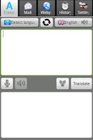 Screenshot of mTranslate - Multilingual Tran