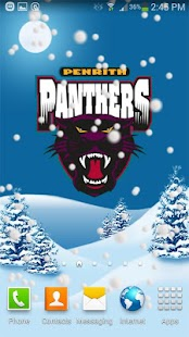 Penrith Panthers Snow Globe- screenshot thumbnail