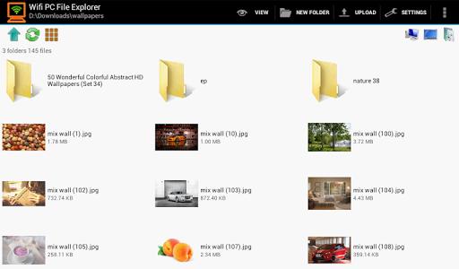 WiFi PC File Explorer Pro  screenshots 12