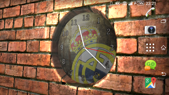Clock and Calendar 3D 22