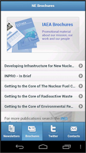 NE News for Android - screenshot thumbnail