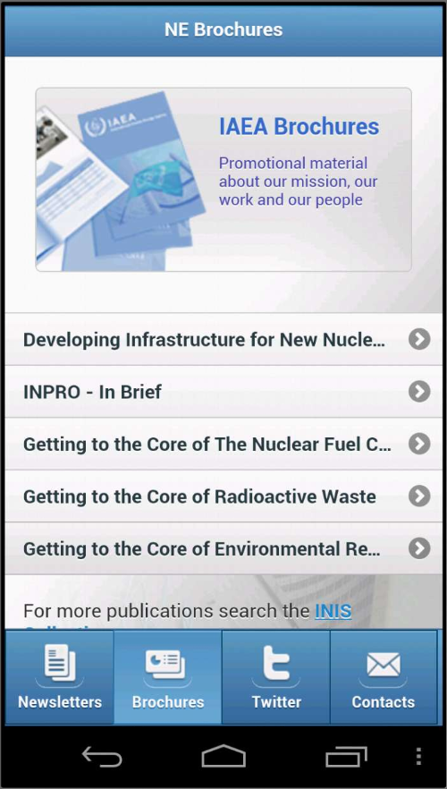 NE News for Android - screenshot