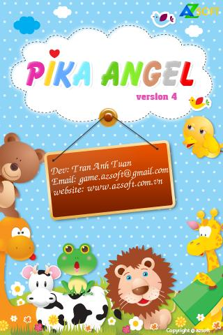 Pika Angel - screenshot