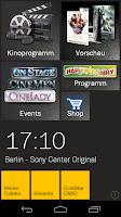 Screenshot of CineStar