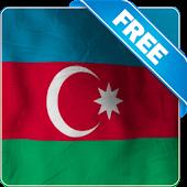 Azerbajian flag Free lwp