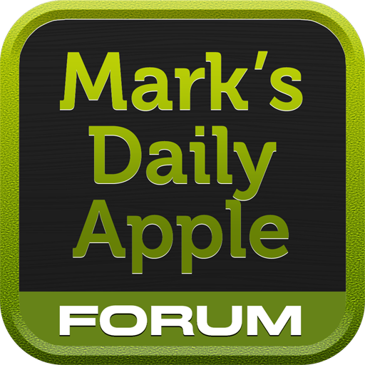 Mark's Daily Apple Forum 健康 App LOGO-硬是要APP