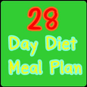 Freeapkdl 28 Day Diet Meal Plan for ZTE smartphones