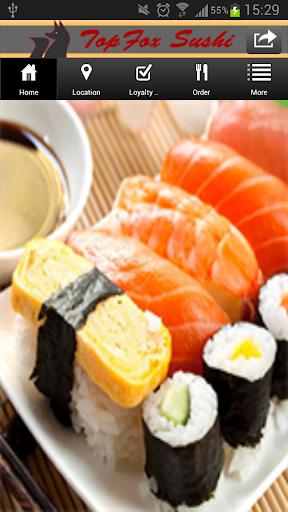 TopFox Sushi