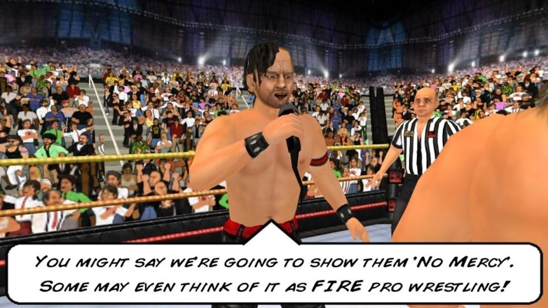 Wrestling Revolution 3D screenshot 13