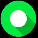 Flat Ball icon