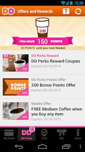 Dunkin' Donuts- screenshot thumbnail