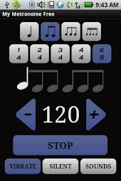 My Metronome Demo