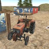 animal farming tractor sim 3D