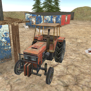 animal farming tractor sim 3D for PC and MAC