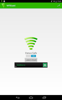 Screenshot of WiFiGuard