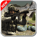 Lone Commando Survivor Shooter icon