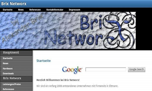 Brix Networx - screenshot thumbnail