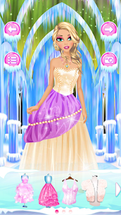 Ice Princess Spa Salon- screenshot thumbnail