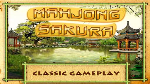 Sakura Mahjong