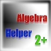 Algebra Helper 2+