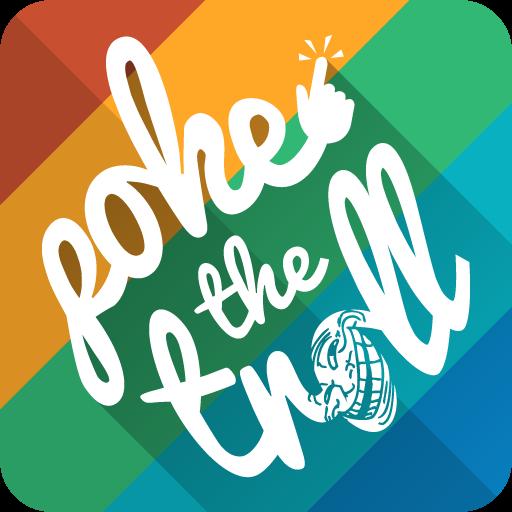 Poke the Troll (Ad-free) 動作 App LOGO-硬是要APP