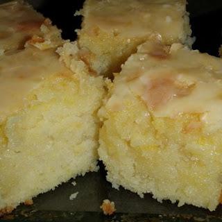 Orange-Infused Yogurt Cake