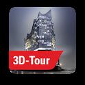 Elbphilharmonie Hamburg 3D icon