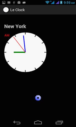 Le Clock