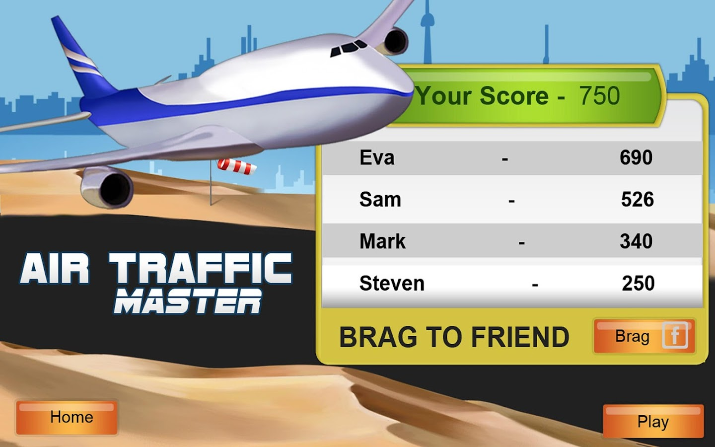 Air Traffic Master - screenshot
