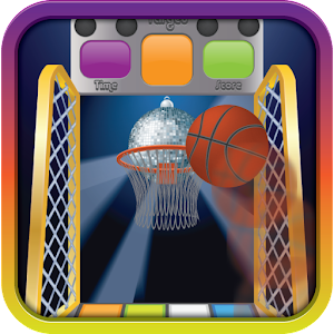 Hot Basketball Mania Icon