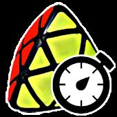 Rubik's Stopwatch