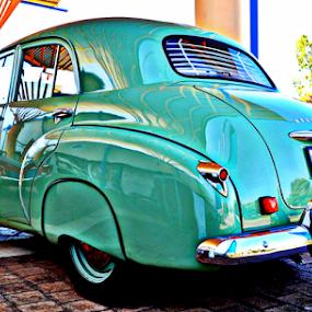 Holden by Dino Rimantho - Transportation Automobiles ( automobiles, old car, transportation,  )