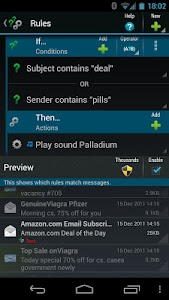ProfiMail Go - email client v4.17.00