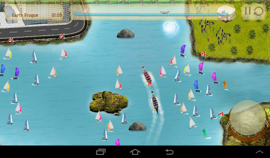Dragon Boat Racing - screenshot thumbnail