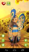 Screenshot of Talking Butterfly