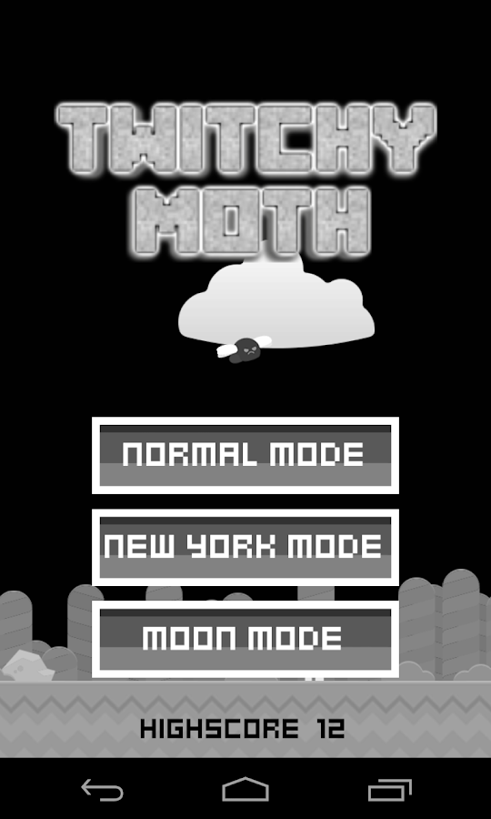 Twitchy Moth- screenshot