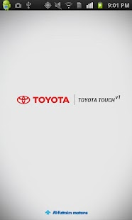 Toyota Touch - screenshot thumbnail