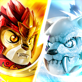 LEGO® Chima: Tribe Fighters