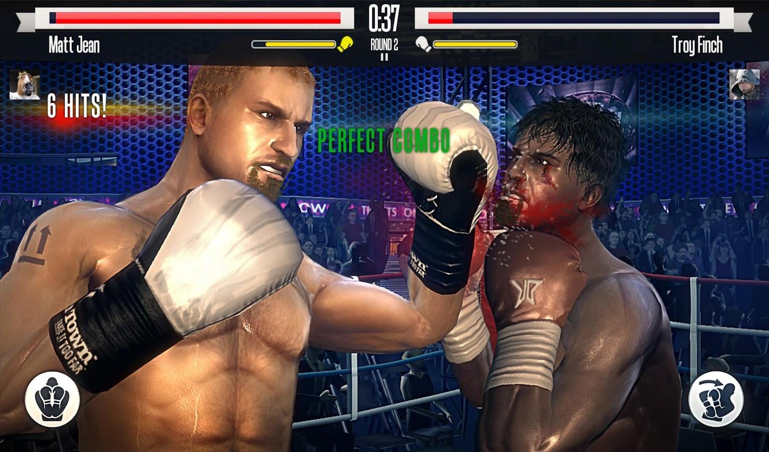 Real Boxing 1.8.0 Premium Full APK indir