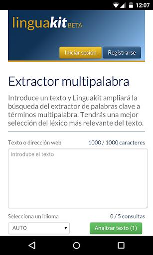 Extrator Multipalavra LK