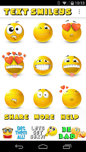 Text Smileys ™ v1.1