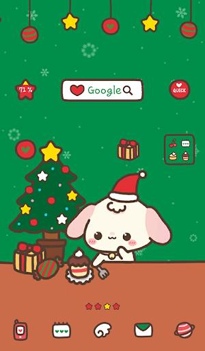 헬로포롱 메리크리스마스 도돌런처 테마