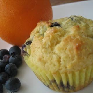 Orange Berry Muffins