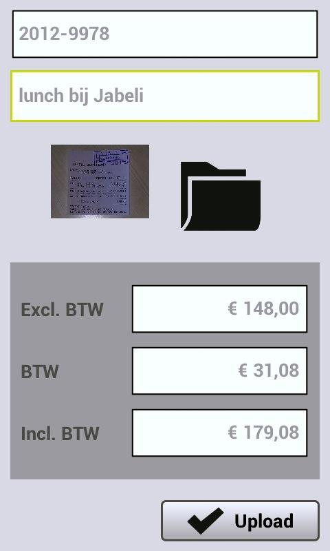 YOB Receipt - screenshot