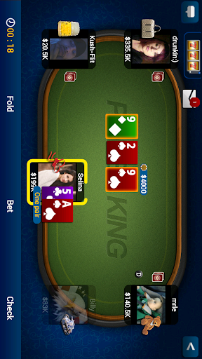 Texas Holdem Poker  gameplay | by HackJr.Pw 2